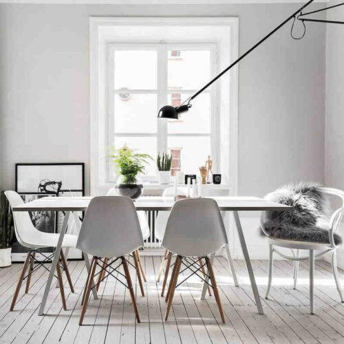 Welches Bild für ein skandinavisches Wohnzimmer?